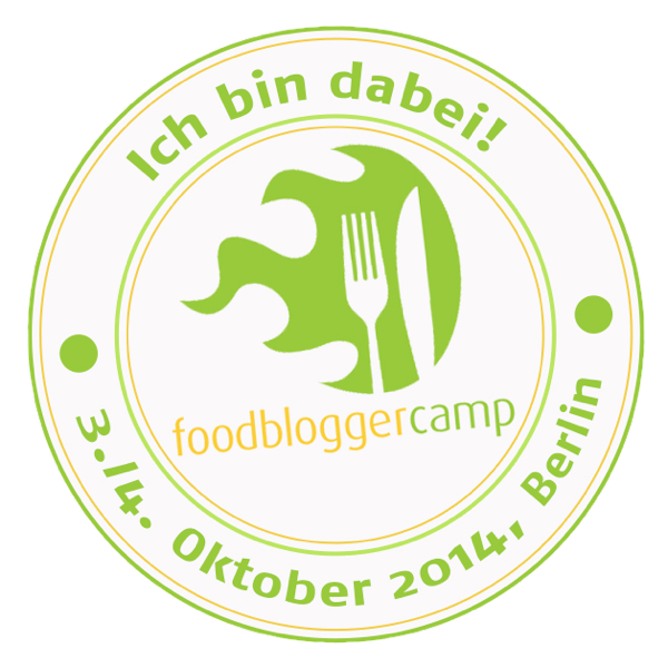FoodBloggerCamp Berlin 2014