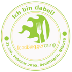 FoodBloggerCamp Reutlingen 2016