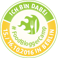 FoodBloggerCamp Berlin 2016 - Badge 120 Pixel